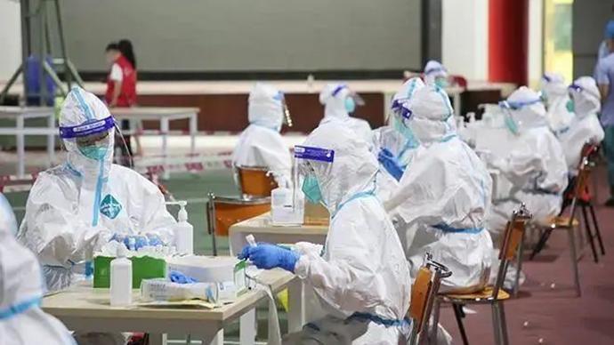 深新早点丨盐田发布最新通告:全区全员开展第四轮核酸检测