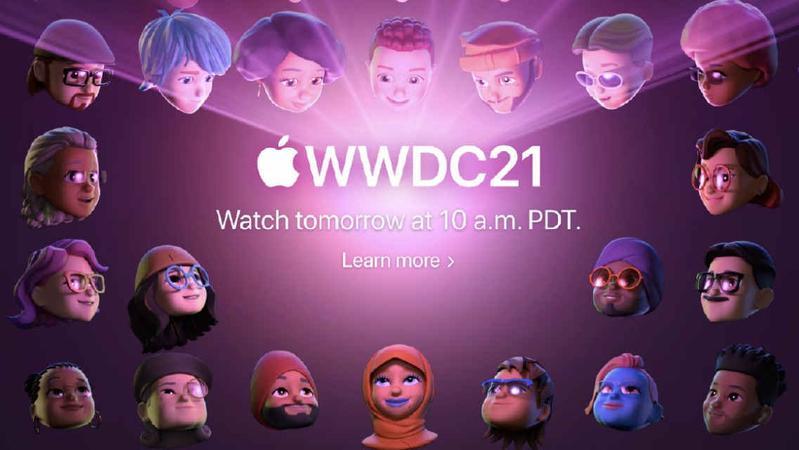 苹果全球开发者大会开幕 推出iOS 15等新一代操作系统