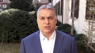 匈牙利总理欧尔班就否决欧盟涉港决议发表声明