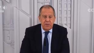 俄外长批部分国家不愿分享疫苗 吁勿将疫情政治化