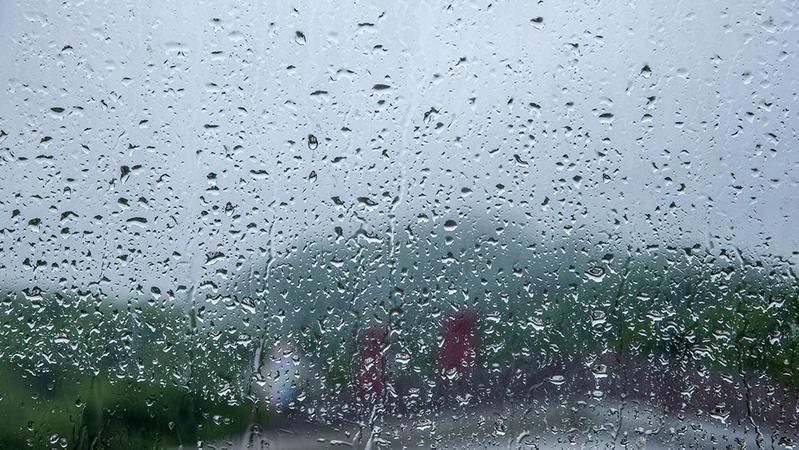 西北地区至长江中下游等地有较强降雨 局地有大暴雨