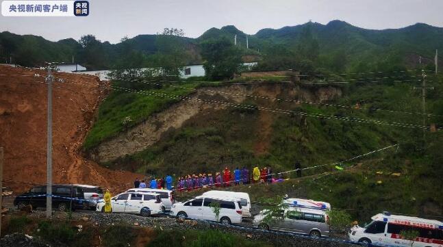 """山西代县""""6·10""""透水事故又有两名遇难者升井 井下发现重大险情"""