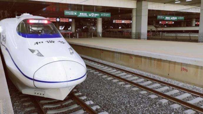 长三角铁路端午发送旅客746.2万人次,增开列车423列