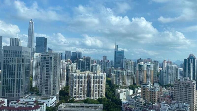 """本周深圳将开启""""高温+雷阵雨""""模式  你选带伞还是""""躺平""""?"""