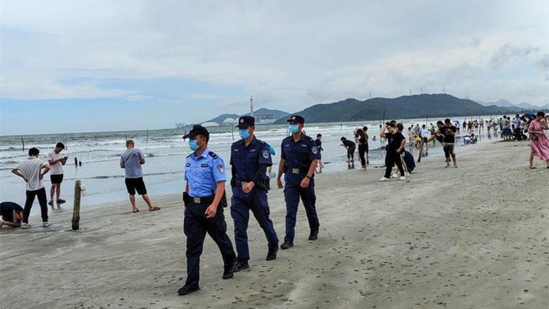 每日1.2万名警力在岗,警情同比下降30.1%!端午假期深圳社会面治安平稳有序