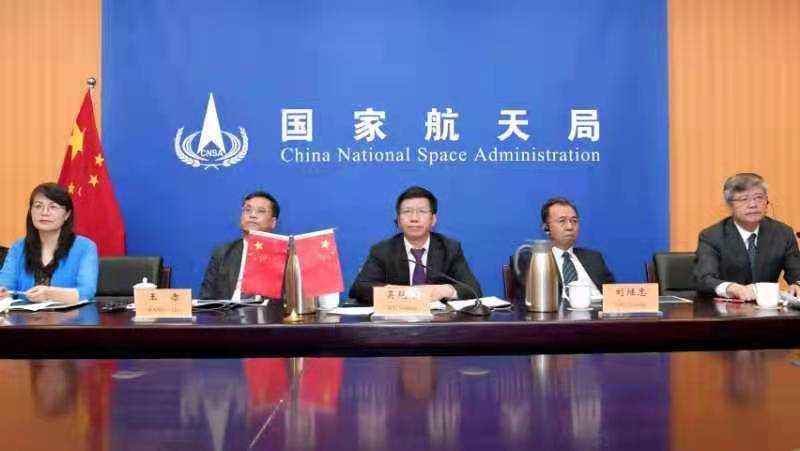 中俄联合发布国际月球科研站路线图和合作伙伴指南