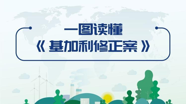 保护臭氧层!中国正式接受《基加利修正案》
