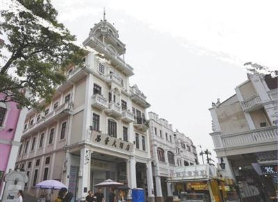 穿梭历史时空,一步一景观!中山市香山近代商业游径入选省级名单