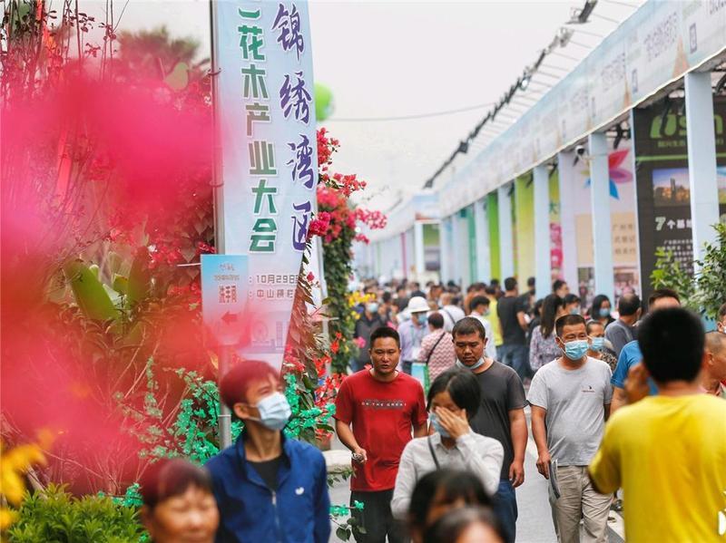 申办中国花博会,中山如何撑起花木之盛?
