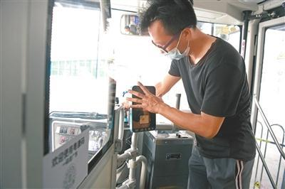 """中山公交车""""刷卡验码""""上线 特殊群体无需再出示粤康码"""