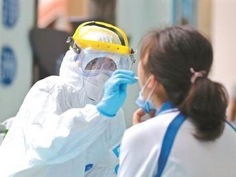 截至22日0时,东莞核酸采样1116.21万人结果全为阴性