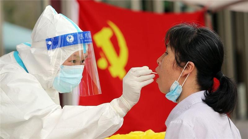 东莞全员核酸大筛查采样人数1117.95万人,已出结果1116.21万全阴