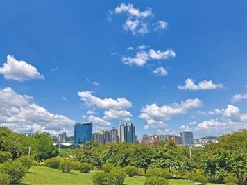 5月全国168个重点城市环境空气质量状况公布:中山第三!