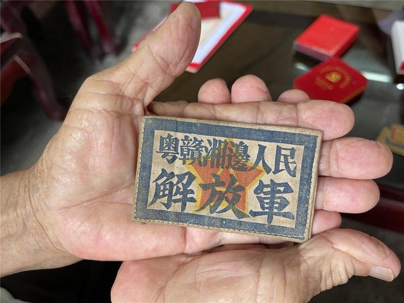东莞市樟木头镇62年党龄的蔡广:从不缺席民主生活会