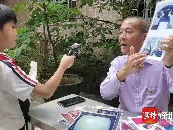 历时四个月采访近50人 东莞市红领巾寻访德育实践课程诞生