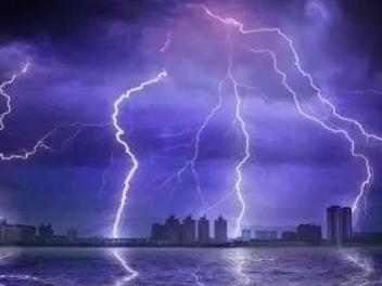 热带低压生成,珠海明后天或大风骤雨叠加雷暴!