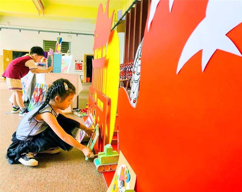 东莞市长安镇:党史学习教育从幼儿园开始