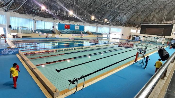 珠海市体育中心室内游泳馆营业时间延长!