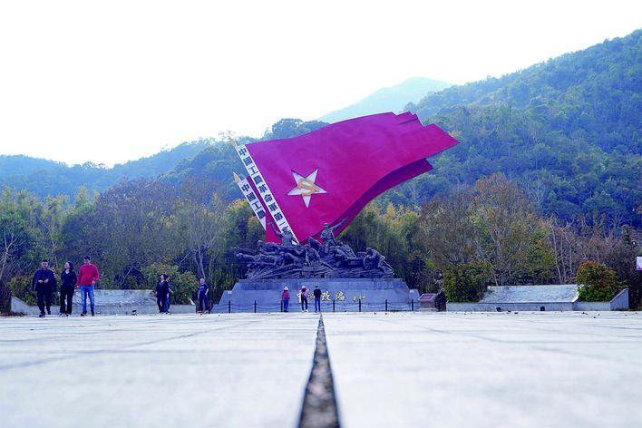 惠州十大红色名片、十大红色遗址评选启动