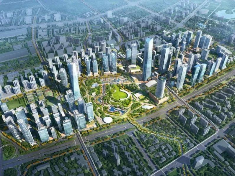 东莞CBD最新进展:14万㎡靓地挂牌!或将建499米高楼