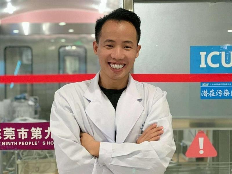 """东莞市""""最美护士""""马少建:只要病人能认可,就是最大的满足"""