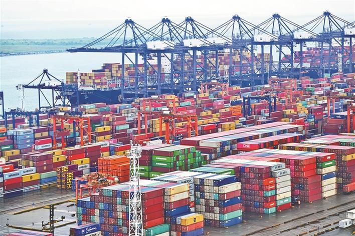 深圳港吞吐量恢复至疫前水平