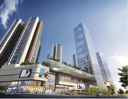 大动作!下半年深圳将新开超20家购物中心