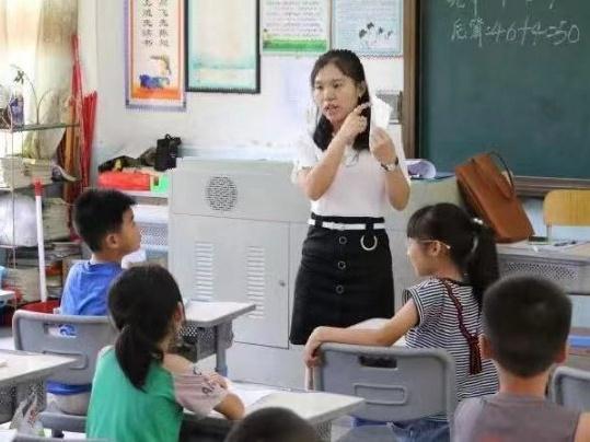 珠海市斗门区民办学校学生也能报名暑期托管
