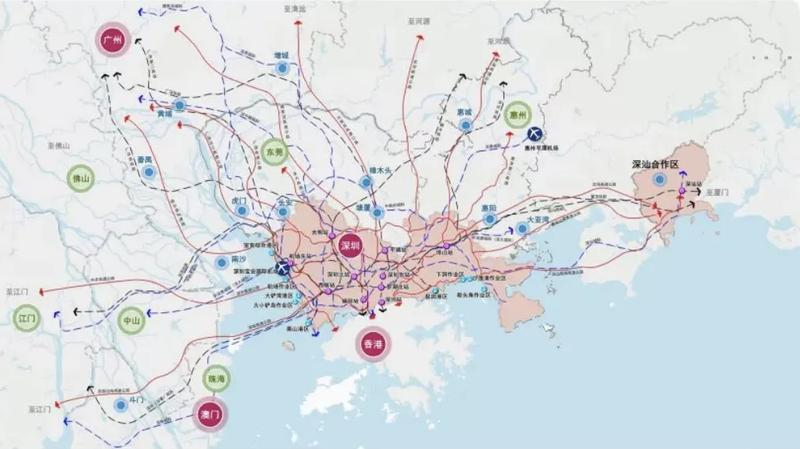 深新早点丨开始铺轨!深圳地铁16号线距离通车还远吗?