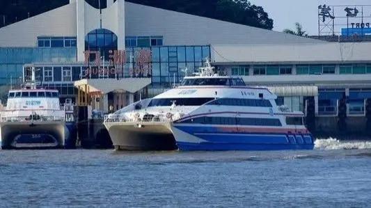 """受台风""""查帕卡""""影响,珠海水陆客运这些班次停运"""