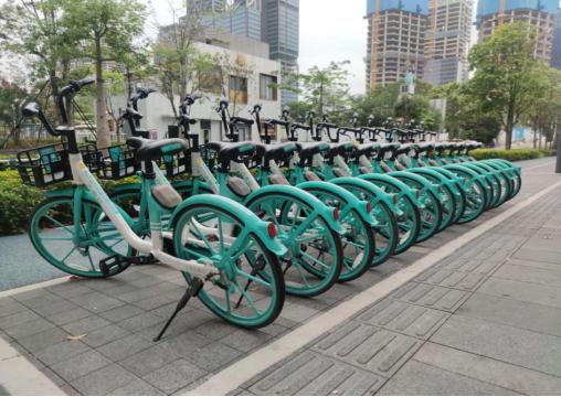 7月30日前,这份问卷等你填!深圳对共享单车使用情况展开调查