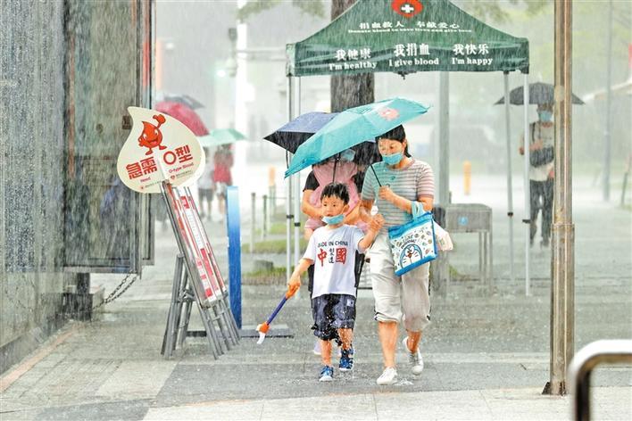 深圳昨日汛情总体平稳 对机场影响较大,共取消238个航班