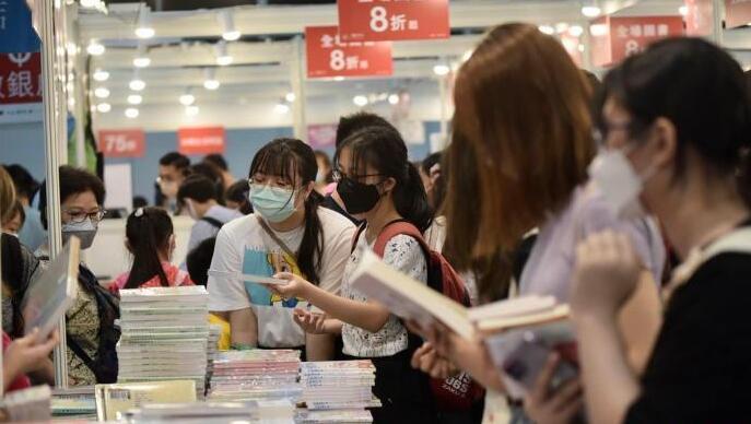 能玩能吃?时隔两年重开,香港书展特色大盘点