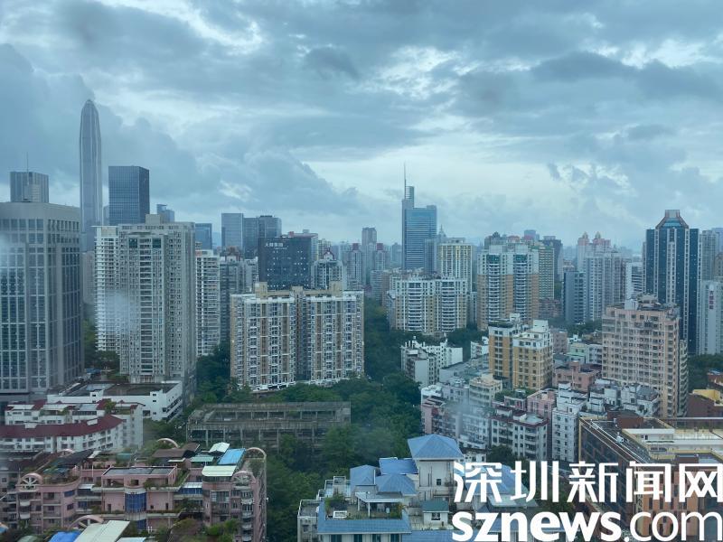 """台风""""查帕卡""""影响结束 深圳未来几天转闷热天气"""