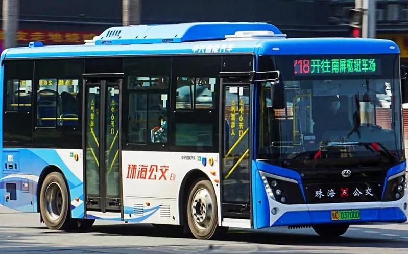 7月22日起,珠海这些公交线路有变化!