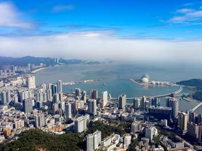 珠海6月空气质量,全国第三!