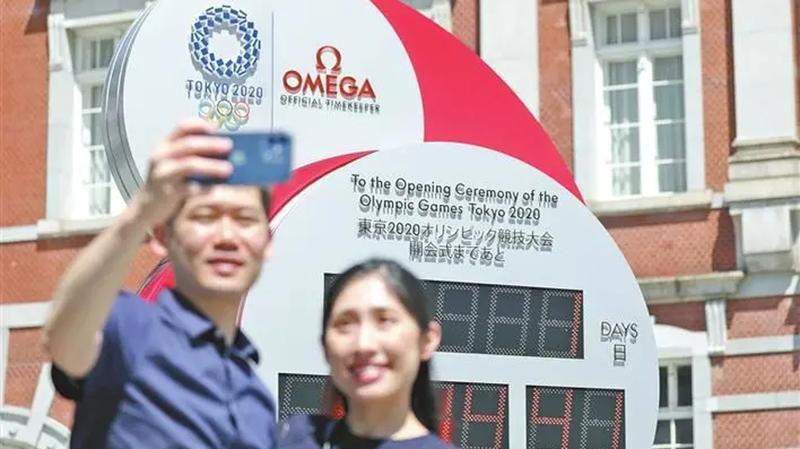 深新早点丨东京奥运会今日19时开幕!深圳8将盛开五环之旅