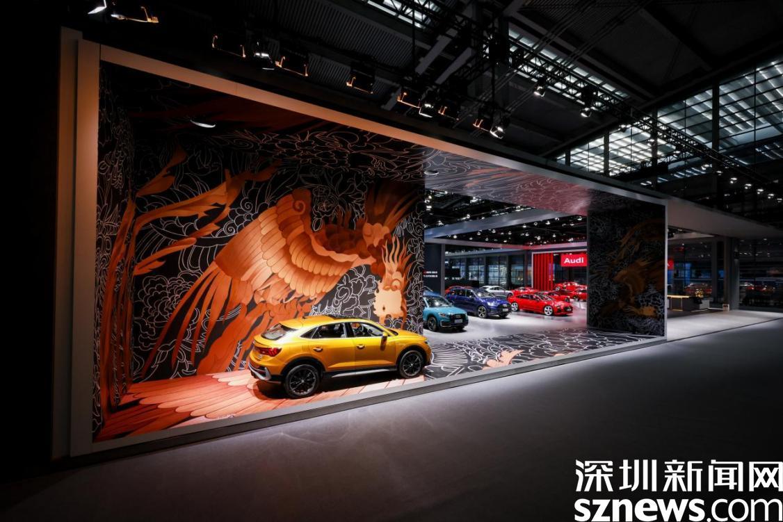 第二十五届粤港澳大湾区车展闭幕 预定和成交车辆合计27329台