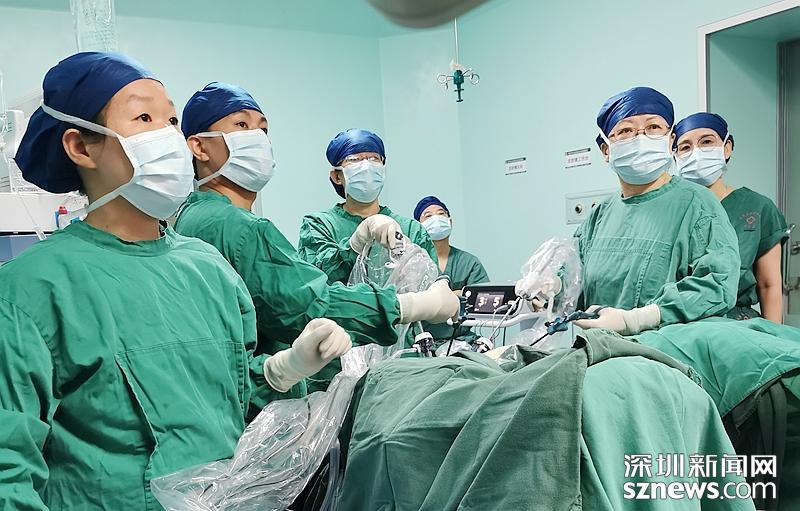 龙岗阿婆患恶性宫颈癌 足不出区享北京专家技术