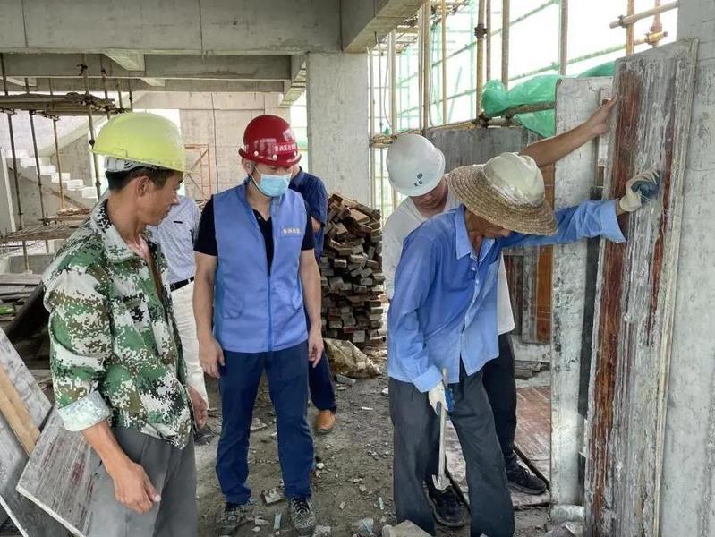 停工在建项目32处!香洲区开展安全生产大排查大整治