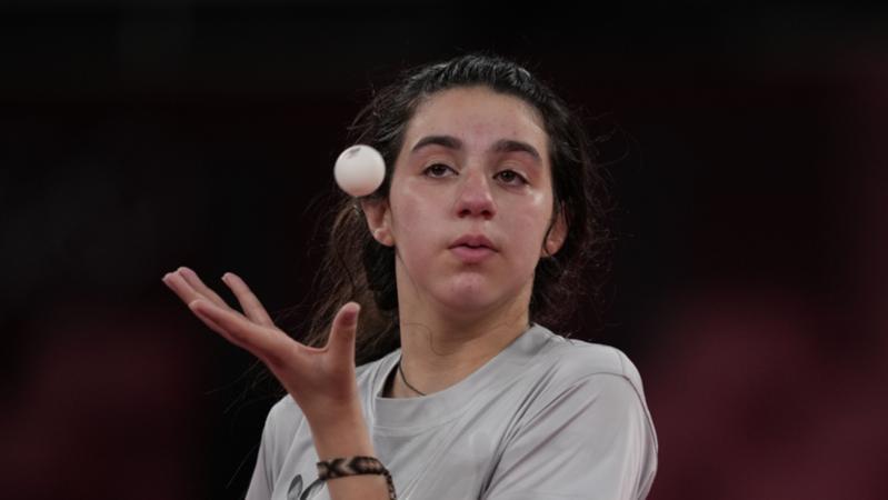 叙利亚12岁乒乓小将引发关注!下个月要到中国训练