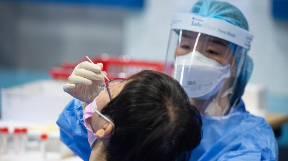 澳门启动全民核酸检测 暂未收到阳性报告