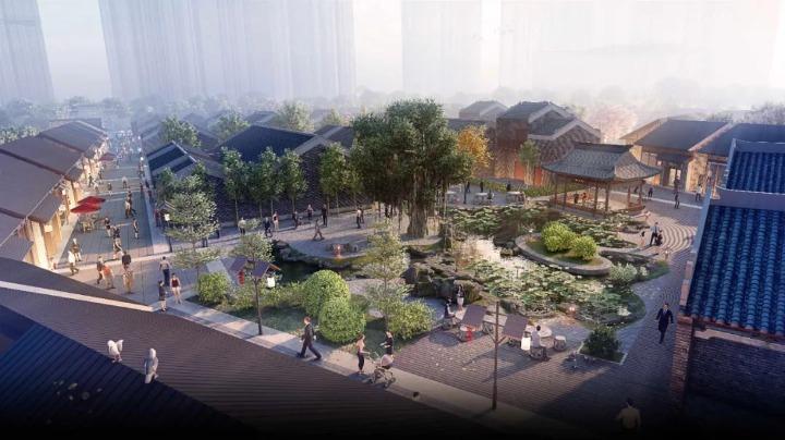再现古老村落肌理 翠微村城市更新项目获大湾区城市设计大奖