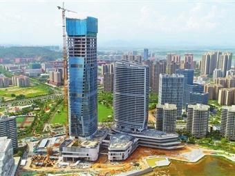 多领域重大项目建设进展超预期 金湾区上半年交出亮眼成绩单