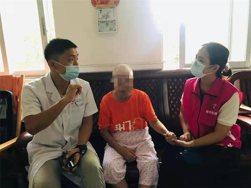 让失能老人老有所护!珠海碧涛社区这个养老项目真暖心