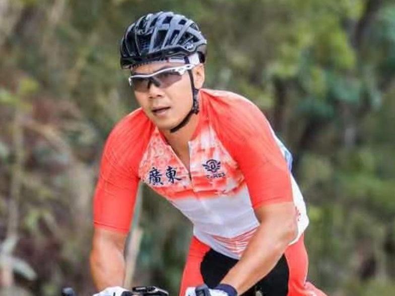 中山残疾人运动员梁贵华将出征东京残奥会