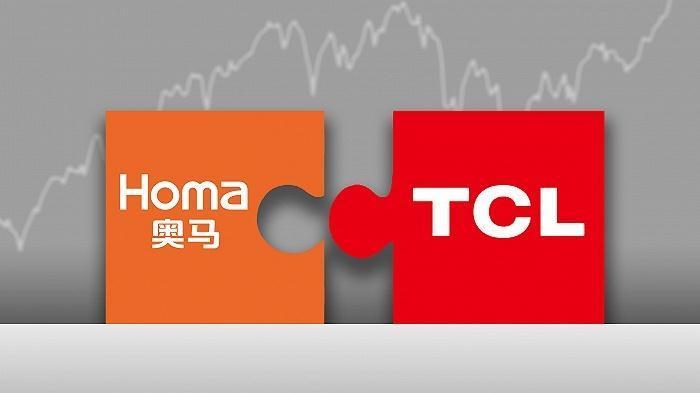 """TCL斥15亿强势""""固权"""",奥马电器连续涨停"""