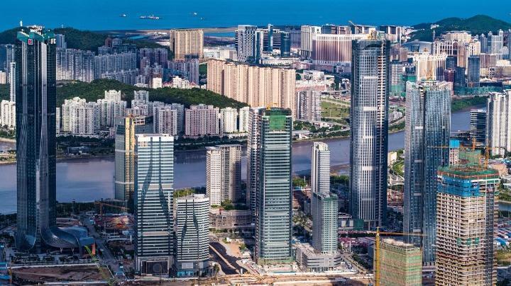 """就是这么快!珠海横琴首个港澳企业项目实现""""交房即发证"""""""