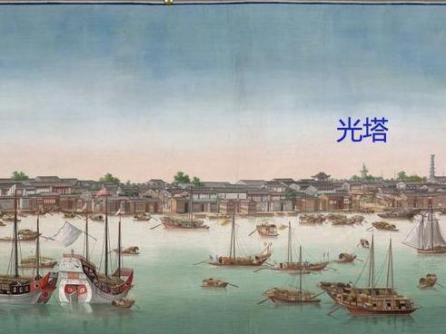 """话你知:广州老城区有条隐秘的""""宗教文化轴"""""""