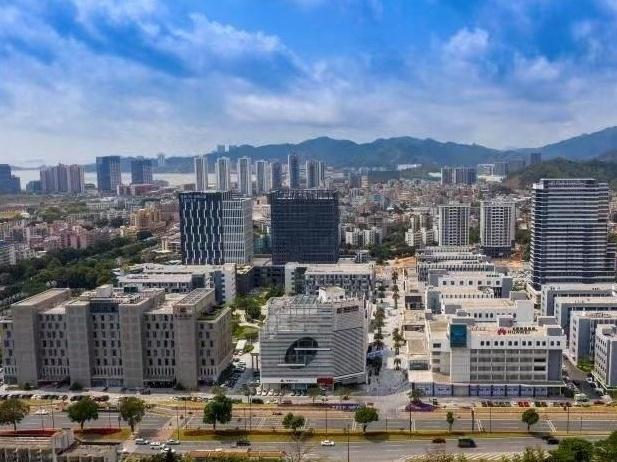 """珠海高新区:重大项目夯实经济发展""""压舱石"""""""